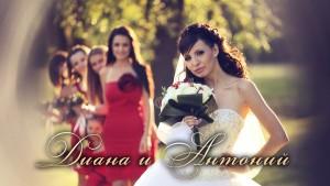 Сватбата на Диана и Антоний