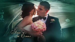 Сватбата на Яна и Емил