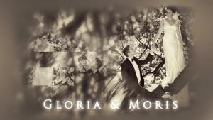 Сватбата на Глория и Морис