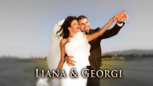 Сватбата Лиана и Георги