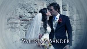Сватбата на Валерия и Сандер