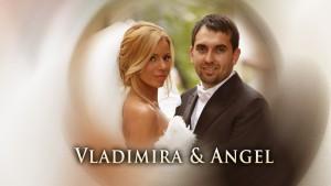 Сватбата на Владимира и Ангел