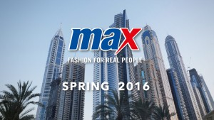 MAX FASHION FOR REAL PEOPLE