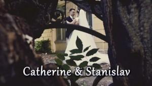 Catherine & Stanislav's Wedding Day