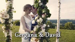 Gergana & David's Wedding Day
