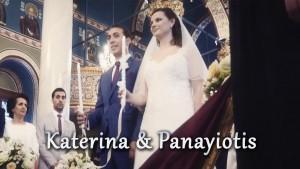 Katerina & Panayiotis Wedding Day
